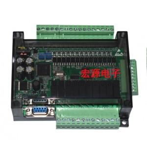 ПЛК  FX1N FX2N FX3U-24MR