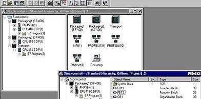 Программирование контроллеров на Simatic Step7